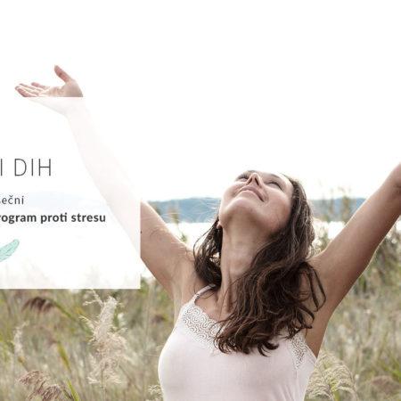 Mentorski program proti stresu Zlati Dih